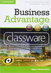 Business Advantage Upper-intermediate - Presentation Plus Classware DVD-ROM