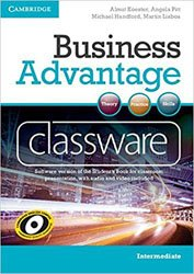 Business Advantage Intermediate - Presentation Plus Classware DVD-ROM