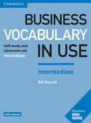 La couverture et les autres extraits de Business Vocabulary in Use Intermediate - Book with Answers and CD-ROM