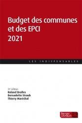 Budget des communes et des EPCI 2021 (31e éd.)