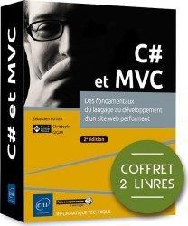 C# et MVC - Coffret de 2 livres : Des fondamentaux du langage au développement d'un site web perform