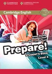 Cambridge English Prepare! Level 4 - Student's Book