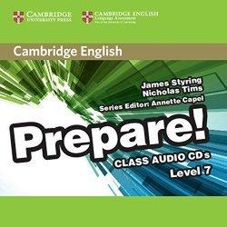 Cambridge English Prepare !