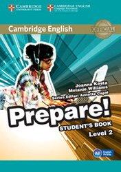 Cambridge English Prepare! Level 2 - Student's Book