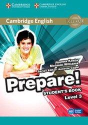 Cambridge English Prepare! Level 3 - Student's Book