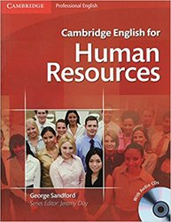 Cambridge English for Human Resources - Student's Book with Audio CDs (2)