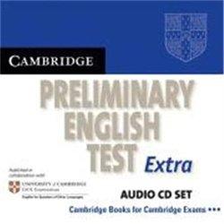 Cambridge Preliminary English Test Extra - Audio CD Set (2 CDs)