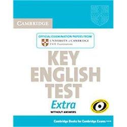 Cambridge Key English Test Extra - Student's Book