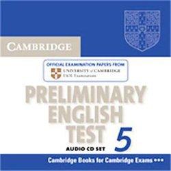 Cambridge Preliminary English Test 5 - Audio CD Set (2 CDs)
