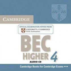 Cambridge BEC 4 Higher - Audio CD Examination Papers from University of Cambridge ESOL Examinations