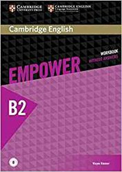 Cambridge English Empower, Upper Intermediate - Workbook without Answers with Downloadable Audio
