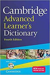 Cambridge Advanced Learner's Dictionary : Hardback with CD-ROM
