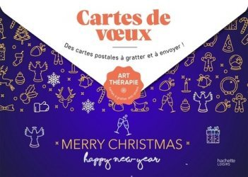 Cartes de voeux Merry Christmas - Happy New Year