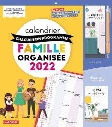 Calendrier de la famille organisée