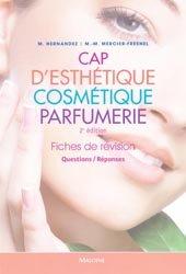 CAP d'esthétique cosmétique parfumerie