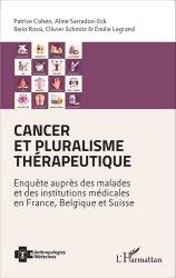 Cancer et pluralisme thérapeutique