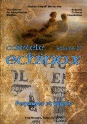 Cahiers de l'echinox N° 27/2014 : Paysages et utopie