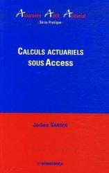 Calculs actuariels sous Access