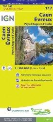 La couverture et les autres extraits de Dijon Châlon-sur-Saône. 1/100 000