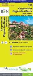 La couverture et les autres extraits de Corniche des Cévennes Parc National des Cévennes. 1/25 000