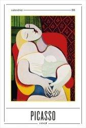 Calendrier Picasso 2016