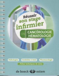 La couverture et les autres extraits de Cancérologie - Hématologie
