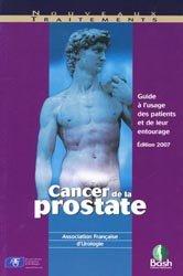 La couverture et les autres extraits de Cancer de la prostate