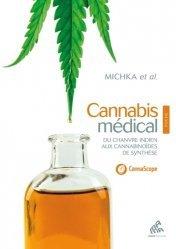 La couverture et les autres extraits de Cannabis médical