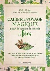Cahier de voyage magique pour découvrir le monde des fées
