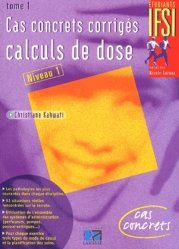 La couverture et les autres extraits de Initiation aux calculs de dose