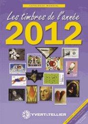 Catalogue de timbres-poste. Nouveautés mondiales de l'année 2012