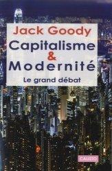 Capitalisme et modernité