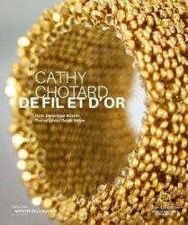 Cathy Chotard, de fil et d'or