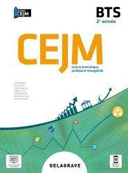 CEJM Culture économique, juridique et managériale BTS 2e année