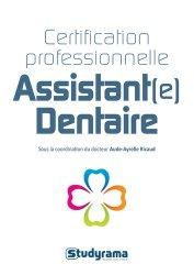 Certification professionnelle assistant(e) dentaire