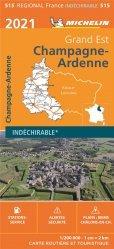 La couverture et les autres extraits de Allemagne. 1/800 000, Edition 2020
