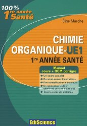 Chimie organique - UE1