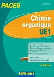 Chimie organique - UE1
