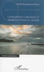 Changement climatique et représentation de l'avenir