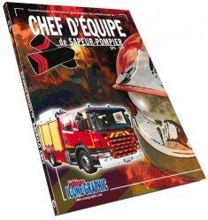 Chef d'équipe du sapeur-pompier SPV-SPP