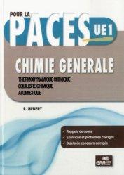 La couverture et les autres extraits de Qcm de chimie organique