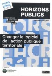 Changer le logiciel de l'action publique territoriale