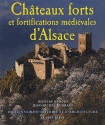 Châteaux forts et fortifications médiévales d'Alsace. Dictionnaire d'histoire et d'architecture