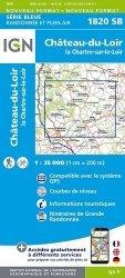 La couverture et les autres extraits de Cévennes Gorges du Tarn. 1/75 000