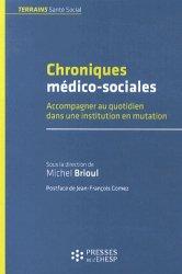 Chroniques médico-sociales
