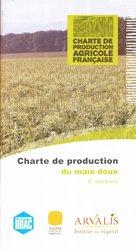 Charte de production du maïs doux