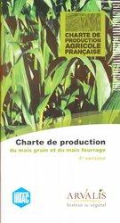 Charte de production du maïs grain et maïs fourrage