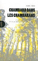 La couverture et les autres extraits de Chambard dans les Chambarans