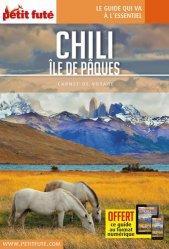 La couverture et les autres extraits de Chili et Ile de Pâques. 4e édition