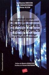 Chronotopies